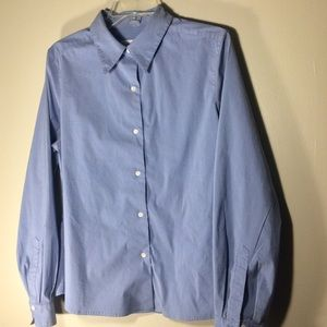 David Brooks Fitted Blouse